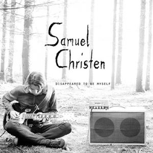 the CD Cover Image for Samuel Christen's new CD disappeared to be myself.