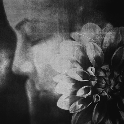 Photo black & white from Natalia Ciric for the song No answer from Samuel Christen