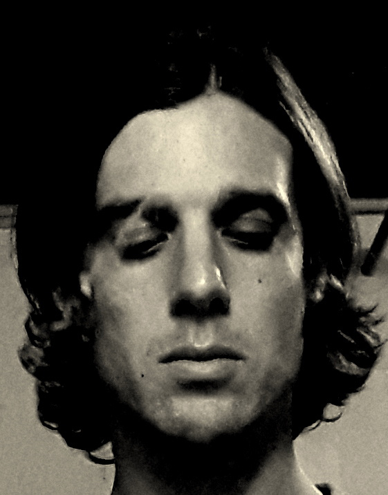 Photo of Psychedelic Indie Rock Music Artist Samuel Christen, portrait photo