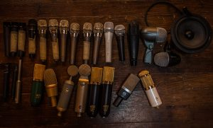 Microphones Home Studio Samuel Christen